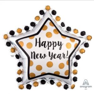 etoile happy new year
