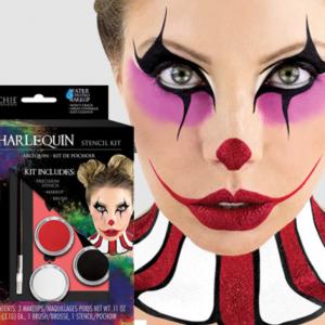 Kit de maquillage joker femme \u2013 Pop Events \u2013 Boutique Pop Events