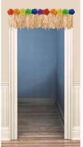 Door frange